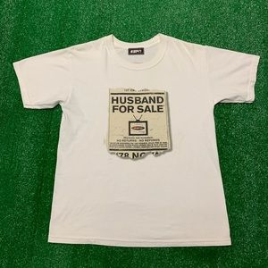 Vintage ESPN Husband For Sale Funny Sports Shirt